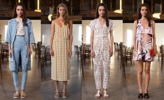 New York Fashion Week S/S 2014: Rachel Comey