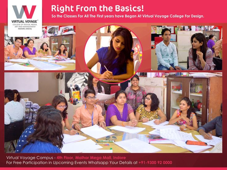 """""""If You Covered That Journey Form A Dot To A Line, From A Line To A Diagram, To A Diagram To Designs of Life.... You will never look back!"""" The Introductory Class for design with Hricha Rajpoot Mam, have begun at Virtual Voyage College! Are you there Yet....? No.. Explore your Admission options Just Call - 9300930011"""