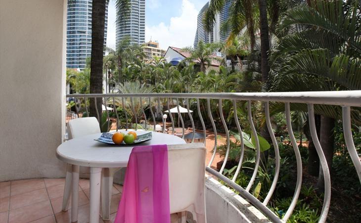 Balcony Aspect