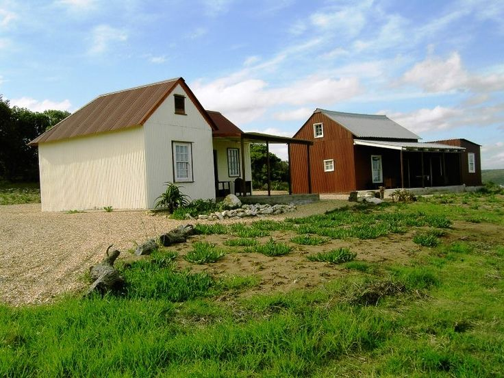 Urheim & Friedensheim - Urheim & Friedensheim is located in the town of Stilbaai and offers guests the experience of how holidays were in Stilbaai 100 years ago.  The cottages were rebuilt close to the historic Jagersbosch homestead ... #weekendgetaways #stilbaai #southafrica