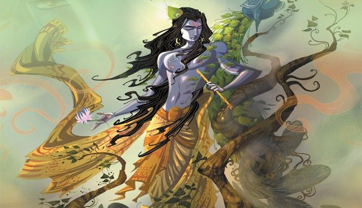 Image's 'Krishna: A Journey Within' - Preview