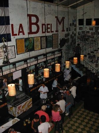 La Bodegita del Medio, Puerto Vallarta, this bar was awesome you get to write on the walls when you visit, can't wait to go back and locate my name!!