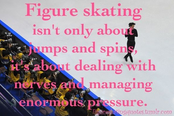 Figure Skating Quotes: Photo