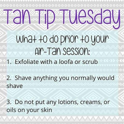 How to prepare for Airbrush Spray Tan. #the180spa #houstonspraytan #spraytan
