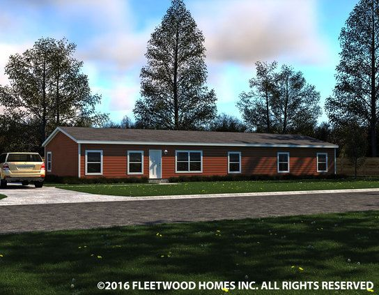 Spring Hill II 32764S|Fleetwood Homes