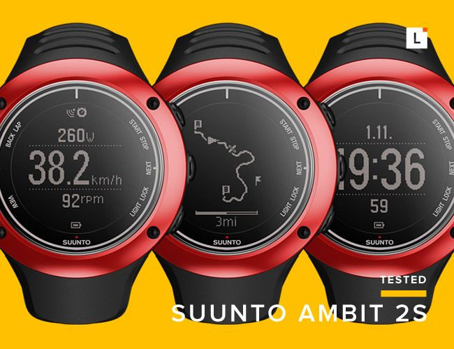 Tested: Laying Bricks with the Suunto Ambit2 S