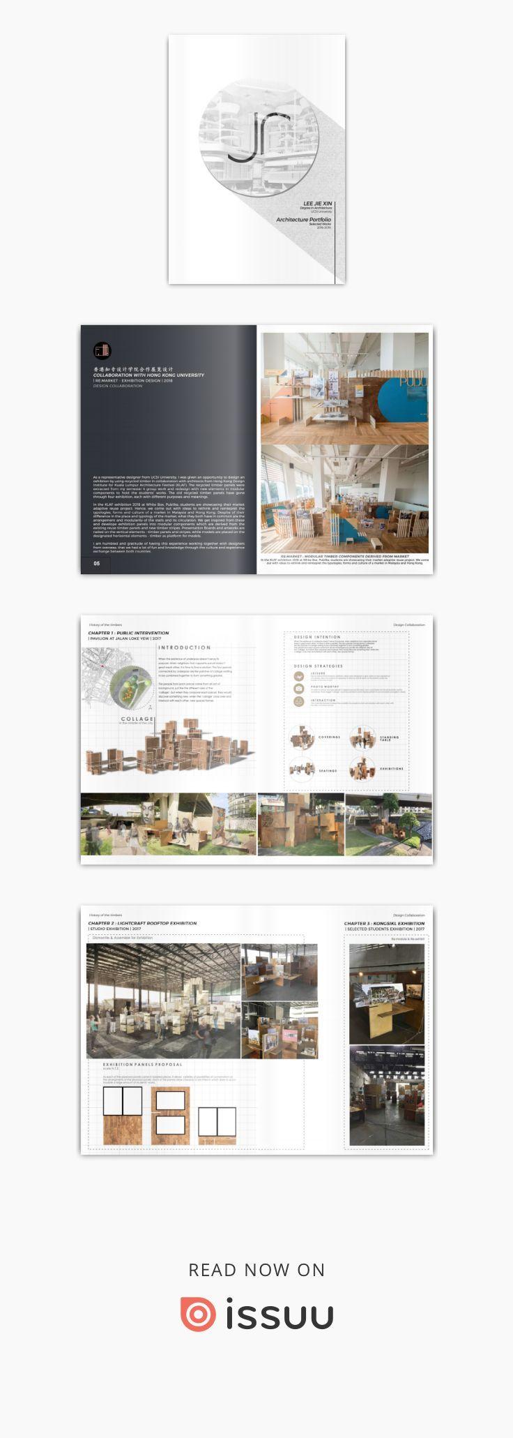 Architecture Portfolio 2016 2019 Lee Jie Xin Bsc Hons In Architecture Architecture Portfolio Architecture Portfolio Examples Portfolio Examples