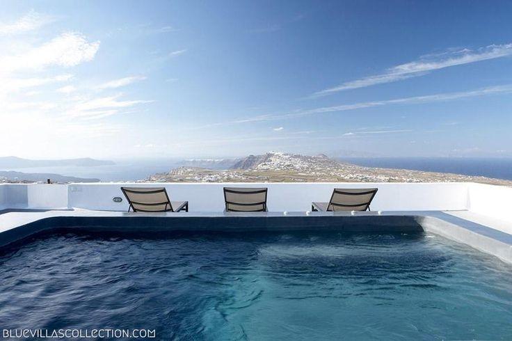 Villa Fabrica   Luxury Villas in Santorini   Blue Villas Collection