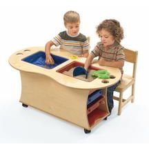 Discount School Supply - Angeles® Sand and Water Activity Table