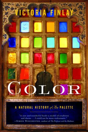 Color by Victoria Finlay. A natural history of the palette. A must read for artists!  Fascinating book!