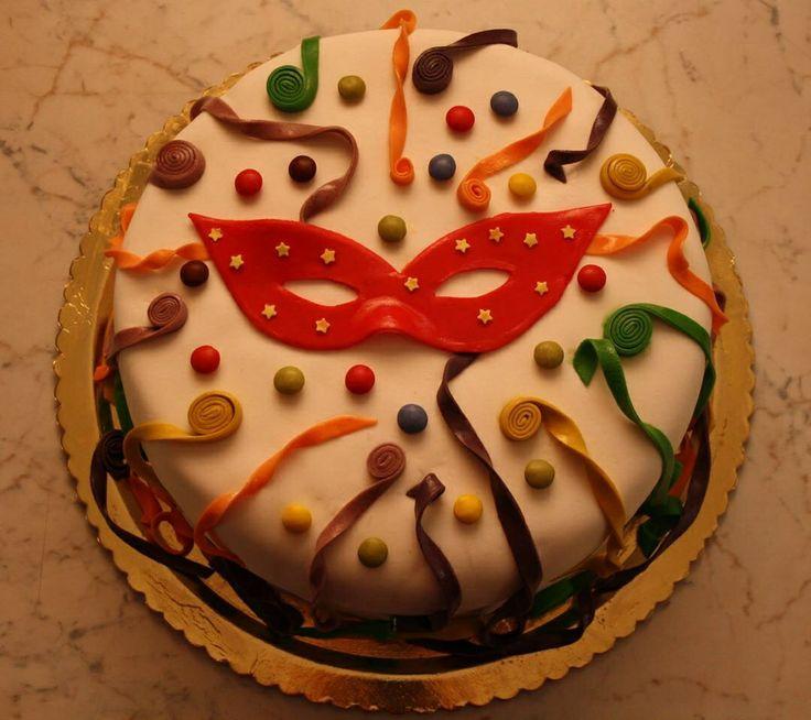 Carnival cake :)
