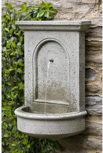 Concrete Portico Fountain in 2018 Products Pinterest Fountain
