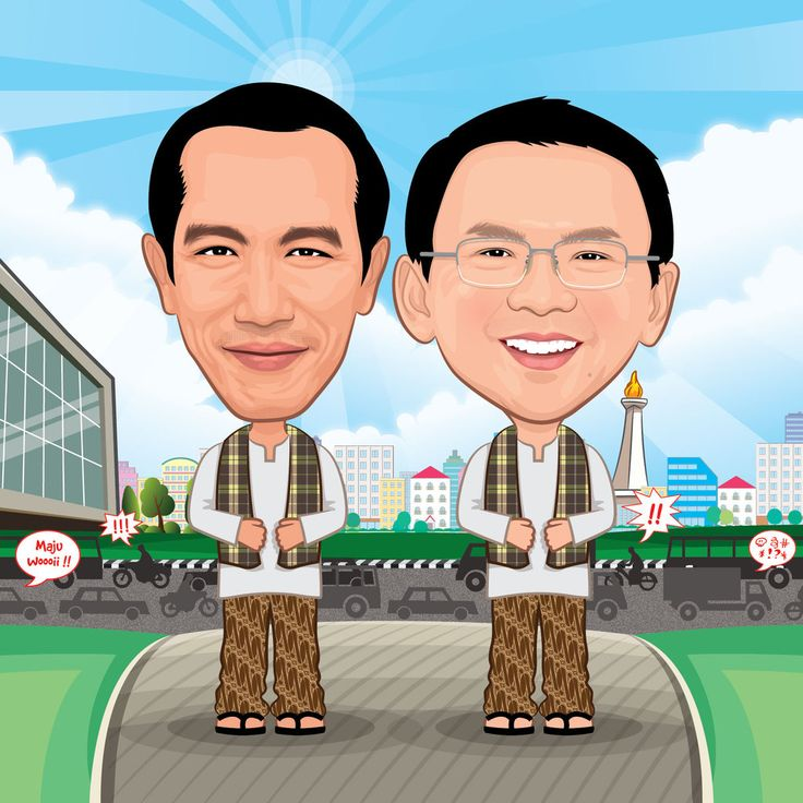 Jokowi + Ahok