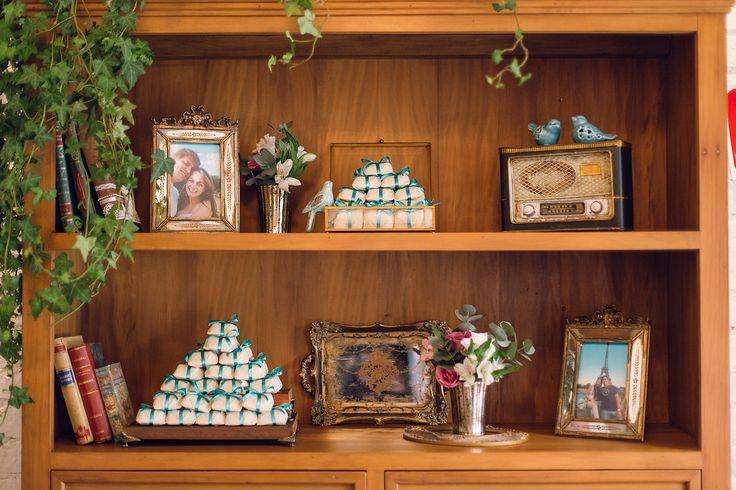 Mini Wedding Vintage em SP – Patrícia