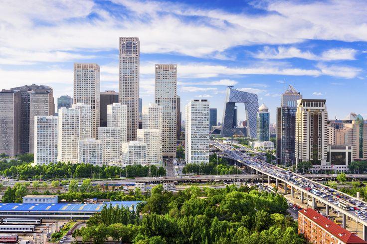 kina hovedstad