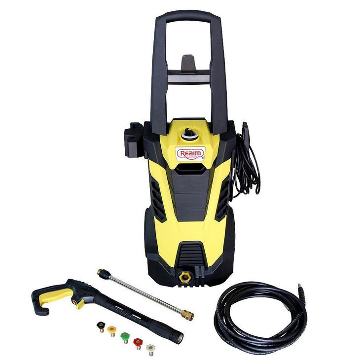 Mobile Pressure Washers Commercial Electric 3000 PSI Home Depot Pressure Washers #Realm