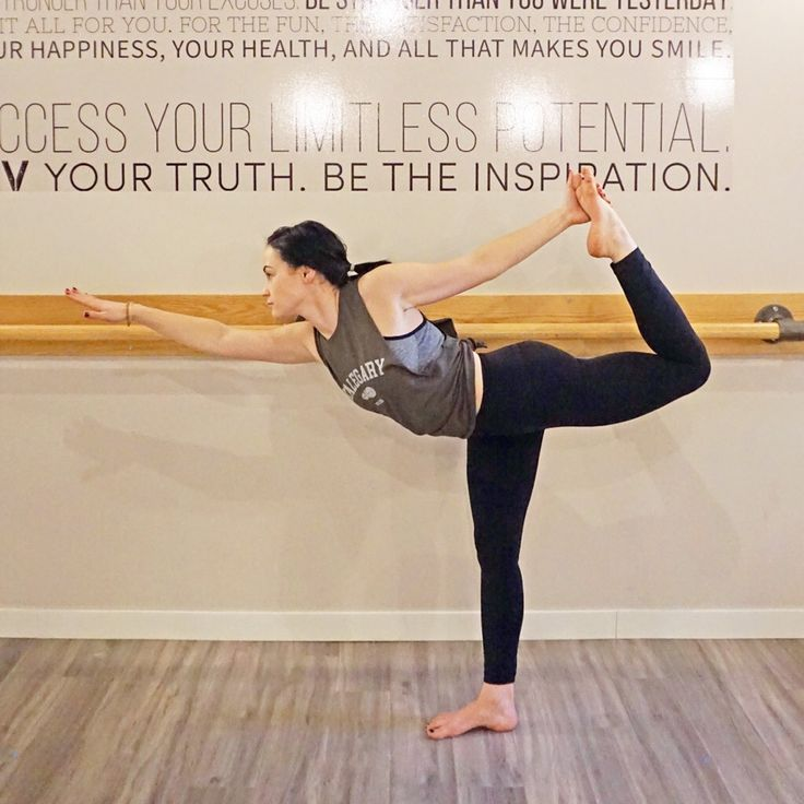 Yoga for Admiration of Others - Dancers Pose