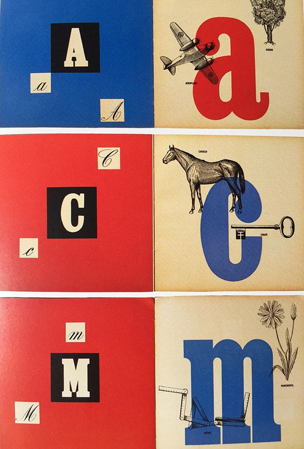 Letterology: Bruno Munari: Pioneer of the Modernist Book