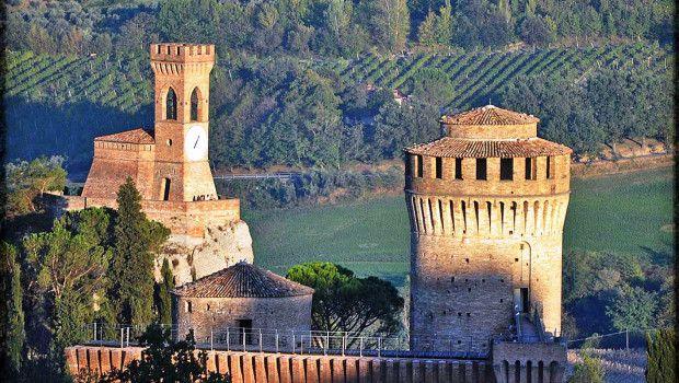 Brisighella - Ravenna - Emilia Romagna. 44°13′00″N 11°46′00″E