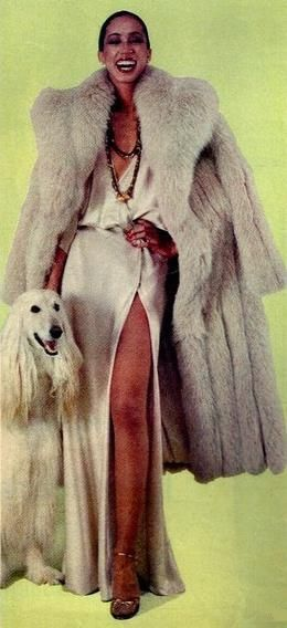 Pat Cleveland supermodel In the world of elite fashion modeling, #PatCleveland is an unbridled ...