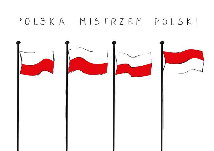 Poland Polish champion / Justyna Hajduk