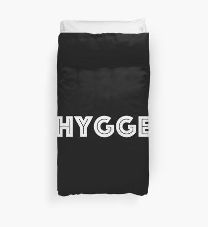 hygge duvet cover black white Scandinavian