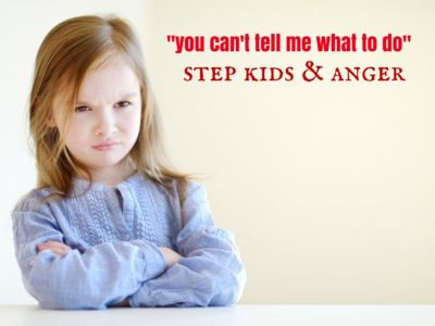 Children in stepfamilies can direct an enormous amount of anger and hostility at stepparents. www.steppingthrough.com.au/stepkids-anger
