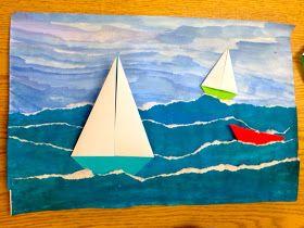 Origami Seascapes:  ARTipelago