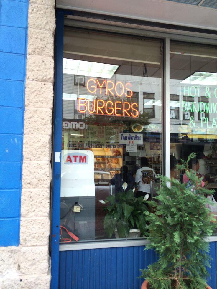 still gyro from the Bronx.   Gyro   Pinterest   The o'jays