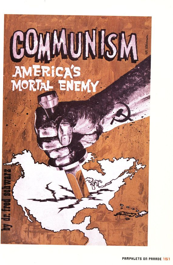 a history of cold war and the red scare Welcome to the red scare issue of cold war magazine scare tactics have long been part of the american political scene, but they seem especially timely now that we are in the midst of an extremely ugly american election season.