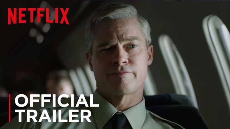 Brad Pitt Is an Ultra Confident Four-Star U.S. General in the Trailer for Netflix's 'War Machine'
