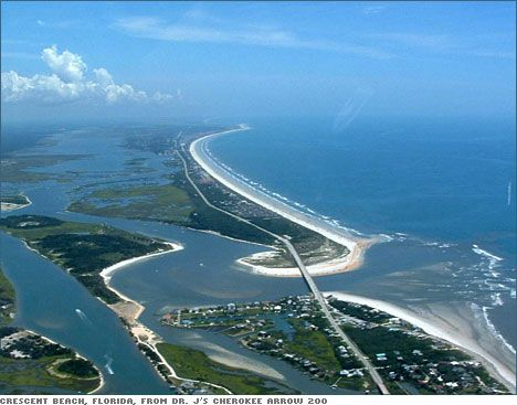 Crescent beach florida usa pinterest places the o for Matanzas inlet fishing