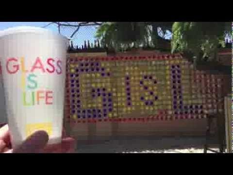 VIDEO TEASER Glass Is Life x FADER FORT - YouTube #glassislife #vetro #faderfort