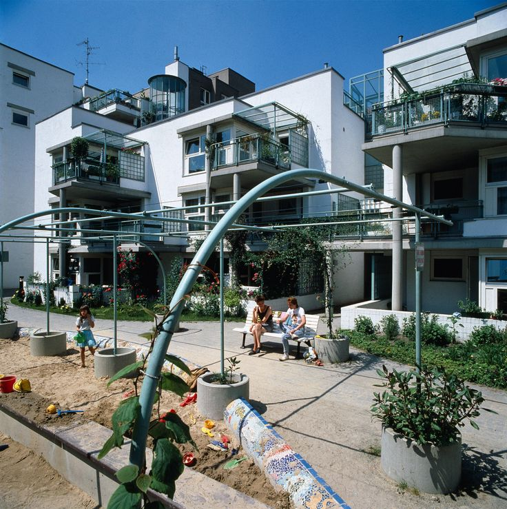 Lindenstrasse Housing Berlin - AHH