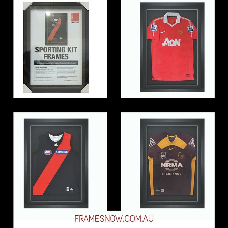 Immortalize the glory of your team with our sporting kit frames. Click on the link to order yours!  https://www.framesnow.com.au/product/100-x-70-cm-jersey-frame/  #FrameItNow #FramesNowAU #readymadeframes #memorabilia