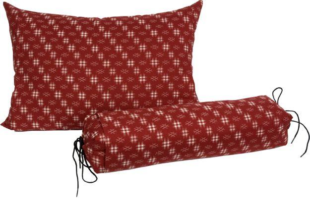 Japanese Soba-Gara-Makura Buckwheat Hull Pillows - Rectangular and Neck Roll