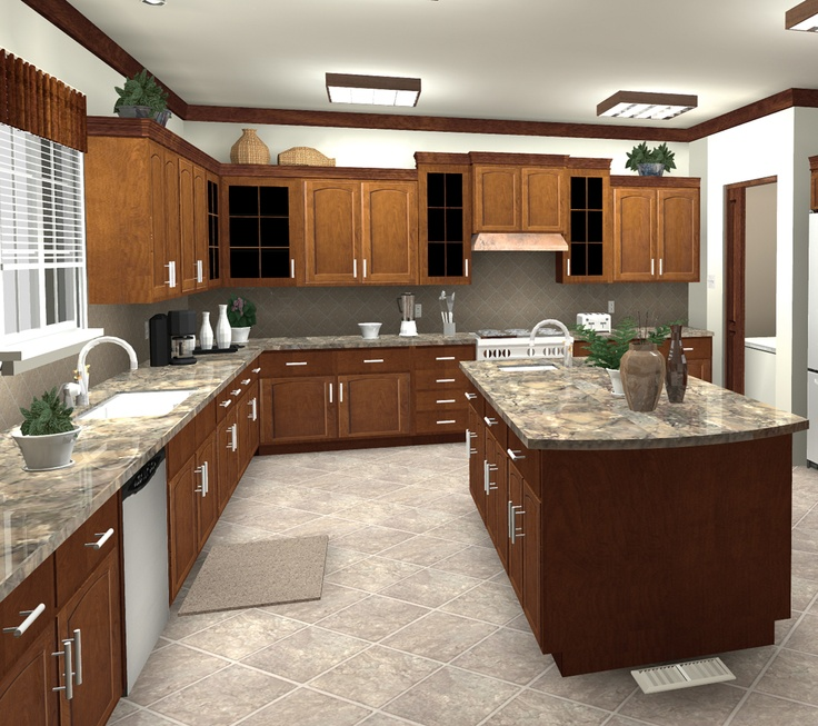 Easiest Kitchen Design Software: 43 Best TurboFloorPlan 3D Images On Pinterest