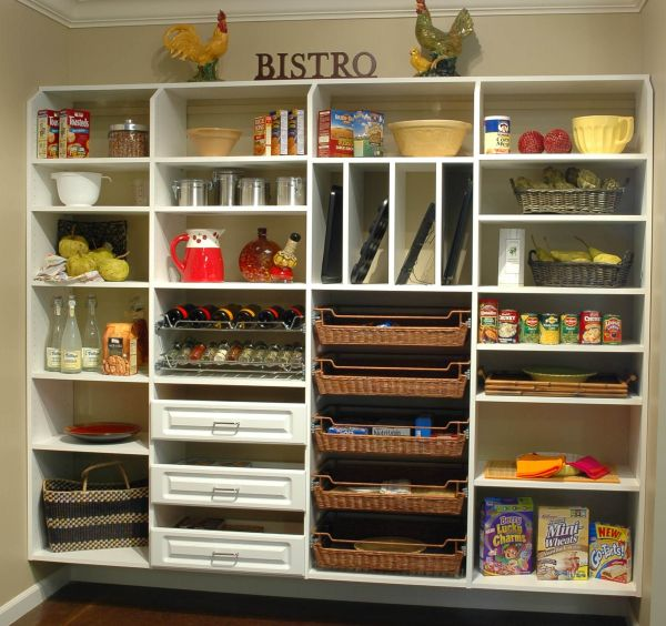 Creative Ways To Organize Your Kitchen Pantry: Drawers, Baskets, Slots, Etc.