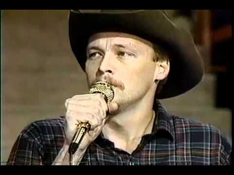 "A very young ALAN JACKSON RARE VIDEO 1986 ON You Can Be A Star - YouTube - singing ""He Stopped Loving Her Today"""