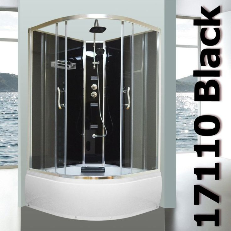 Aeros 17110 Shower Bath Cubicle Enclosure in Black   Buy New Arrivals. 1000  images about Bathroom Fittings on Pinterest   Basin mixer