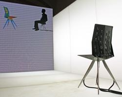 AUDI R18 ultra chair