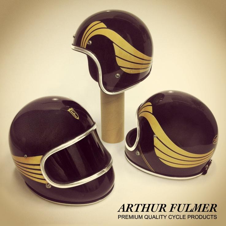 ARTHUR FULMER HELMETs