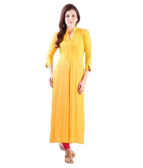LadyIndia.com # Kurtas, Fabulous Cotton Cream Kurti For Women, Kurtis, Kurtas, Cotton Kurti, https://ladyindia.com/collections/ethnic-wear/products/fabulous-cotton-cream-kurti-for-women