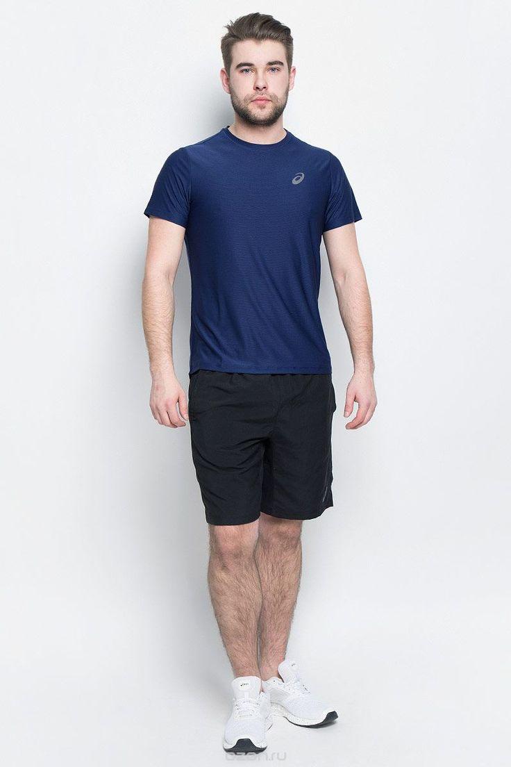 134084-0480Стильная мужская футболка для бега Asics SS Top, выполненная из высококачественного полиэстера, обладает высокой воздухопроницаемостью и превосходно отводит влагу от тела, оставляя кожу сухой даже во время интенсивных тренировок. Такая футболка великолепно подойдет как для повседневной носки, так и для спортивных занятий. Модель с короткими рукавами и круглым вырезом горловины - идеальный вариант для создания модного современного образа. Футболка оформлена светоотражающим…
