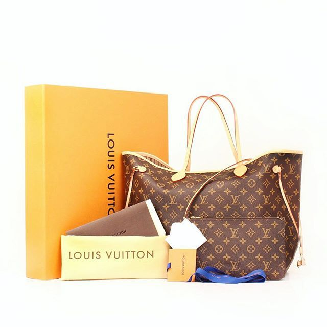 Louis Vuitton Neverfull GM Monogram. CBL Bags