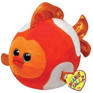 Beanie Ballz Small - Bubbles the Fish by Ty | Toys | chapters.indigo.ca