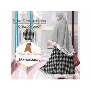 I12042 Busana Muslim - Busana Terbaru | Produk Fashion Terbaru, Baju Muslim Dress Jakarta di Tissa Busana Fashion