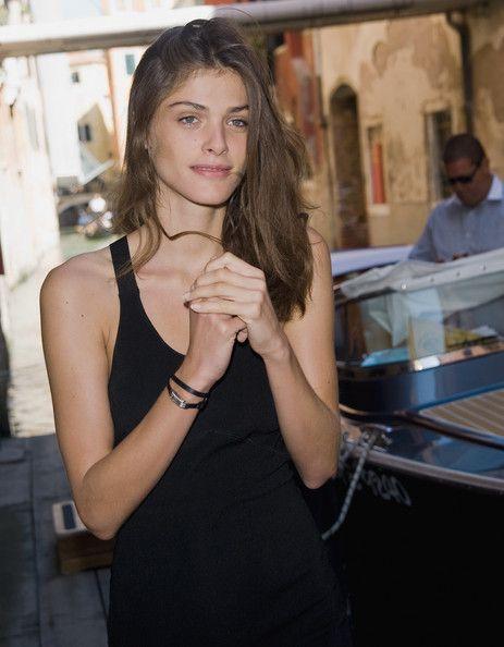 Elisa Sednaoui || 2009 Venice Film Festival