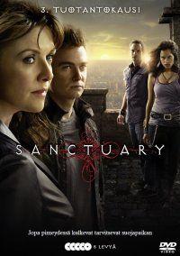 Sanctuary - kausi 3 19,95€