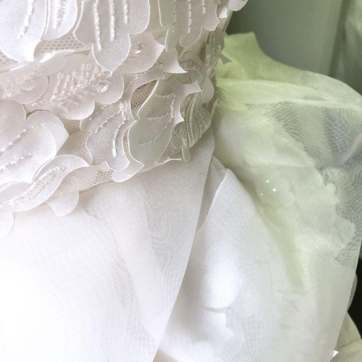 Watch this space  #wedding #weddinggown #custom #bespoke #beautiful #love #weddingfashion #designer #AustralianDesigner #Australianmade #Australia #Brisbane #MBFF #10years #2015 #savethedate #MercedesBenz #fashion #festival #sneakpeak #celebrate #seeit #loveit #ownit